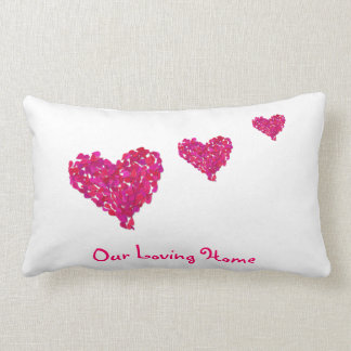 Nuestro amortiguador casero cariñoso almohada