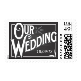 Nuestro boda del vintage envio