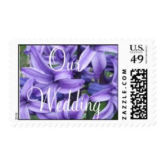 Nuestro boda sello