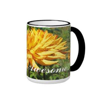 Nuestro Boss es regalo impresionante de la flor de Taza De Dos Colores