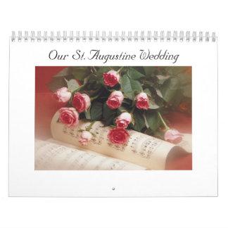 Nuestro calendario del boda
