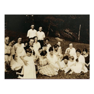Nuestro día en el Sun circa 1930 Postal