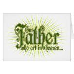 Nuestro Father-1 Felicitación