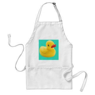 ¡Nuestro favorito Ducky!  ¡Gran diversión para cad Delantal