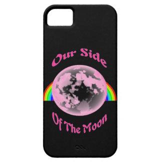 Nuestro lado iPhone 5 fundas