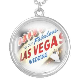 Nuestro Las Vegas fabuloso que casa el collar