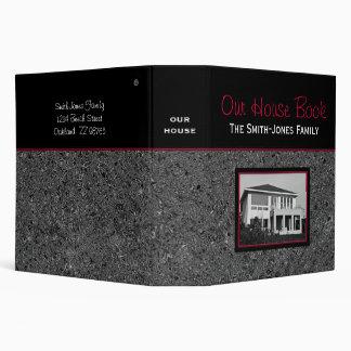 """Nuestro libro de la casa (2"""")"""