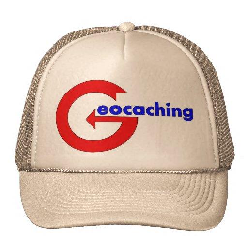 Nuestro logotipo geocaching gorras