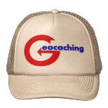 Nuestro logotipo geocaching gorro