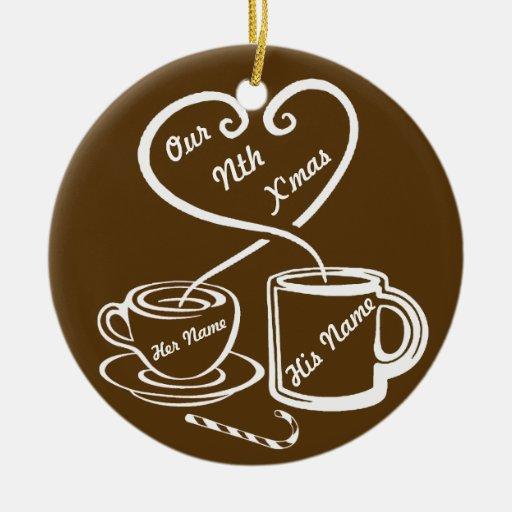 Nuestro Nth navidad Ornaments Para Arbol De Navidad