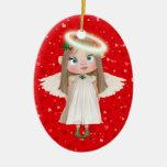 Nuestro pequeño ángel adorno de navidad