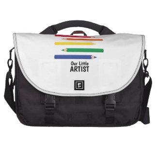 Nuestro pequeño artista bolsas para portatil