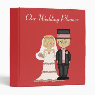 """Nuestro planificador del boda carpeta 1"""""""