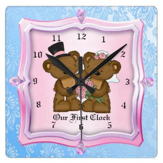 Nuestro primer reloj del boda