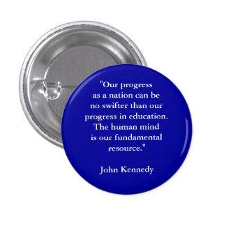 Nuestro progreso como nación no puede ser ningún pin