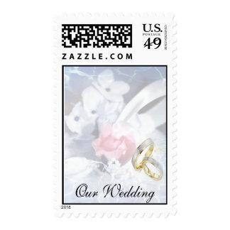 Nuestro sello del boda