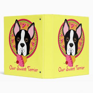 "Nuestro Terrier dulce Carpeta 1"""