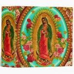 """Nuestro Virgen María mexicano del santo de señora Carpeta 2"""""""