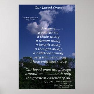 Nuestros amados - una respiración lejos impresiones