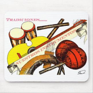 Nuestros Instrumentos Mouse Pads
