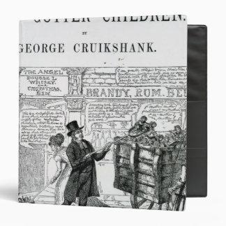 """Nuestros niños del canal, 1869 carpeta 1 1/2"""""""