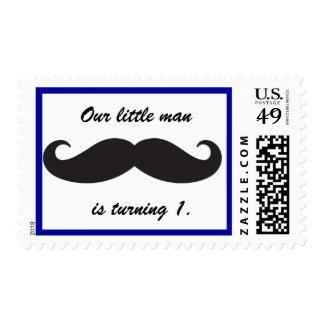 Nuestros pequeños sellos del hombre