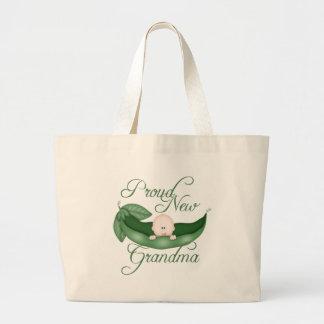 Nueva abuela orgullosa bolsa