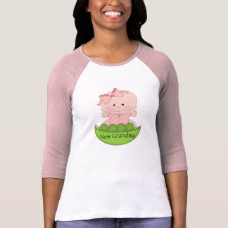 Nueva abuela camiseta