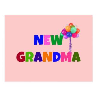 Nueva abuela postales