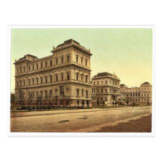 Nueva academia de bellas arte, Munich, Baviera, Al Tarjetas Postales