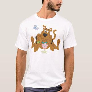 Nueva actitud 40 del estudio de Scooby Doo Playera