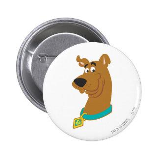 Nueva actitud 8 del estudio de Scooby Doo Pin Redondo 5 Cm