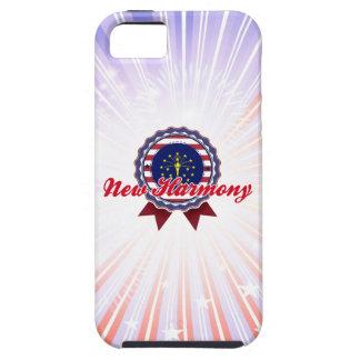 Nueva armonía ADENTRO iPhone 5 Case-Mate Protectores
