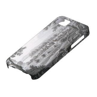 Nueva armonía de Karl Bodmer- iPhone 5 Case-Mate Cárcasa