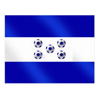 Nueva bandera 2010 del fútbol de los regalos de Ho Tarjetas Postales