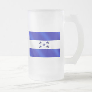 Nueva bandera 2010 del fútbol de los regalos de Ho Tazas