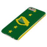 Nueva bandera de Irlanda Funda De iPhone 6 Plus Barely There