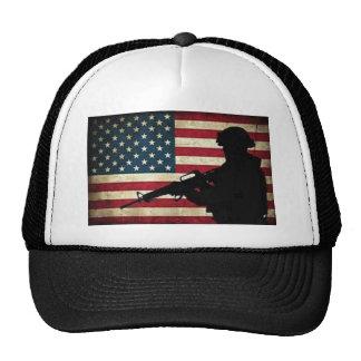 Nueva bandera gorra