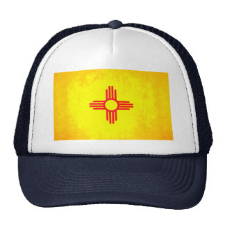 Nueva bandera mexicana del contraste colorido gorras
