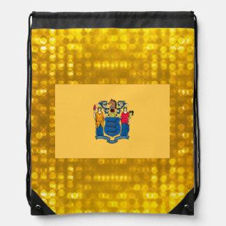Nueva bandera oficial de Jerseyan Mochila