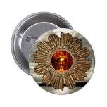 Nueva broche de Buda Sun de la edad Pin