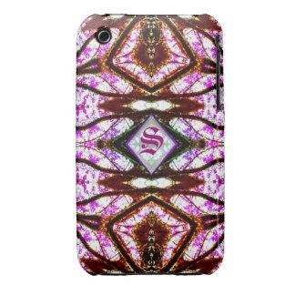 Nueva caja de la casamata del iPhone 3 del batik iPhone 3 Case-Mate Carcasas