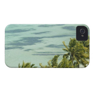 Nueva Caledonia, grande isla de Terre, Noumea. Ans iPhone 4 Case-Mate Cobertura