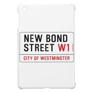 Nueva calle en enlace iPad mini carcasas
