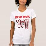 Nueva camisa 2011 de la mamá