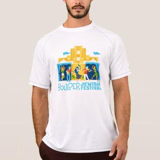 Nueva camisa del logotipo de los hombres