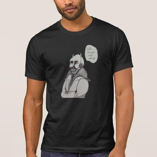 Nueva camisa del monstruo del consejero