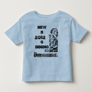 nueva camisa grande del turno 2012
