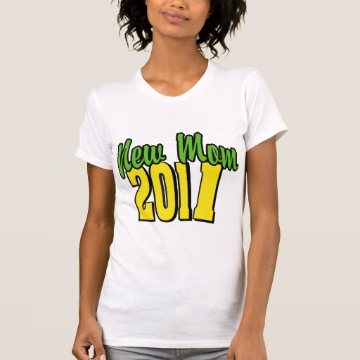 Nueva camiseta 2011 de la mamá