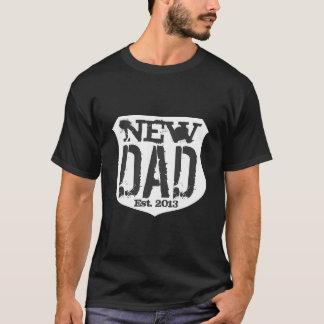 Nueva camiseta 2013 del papá